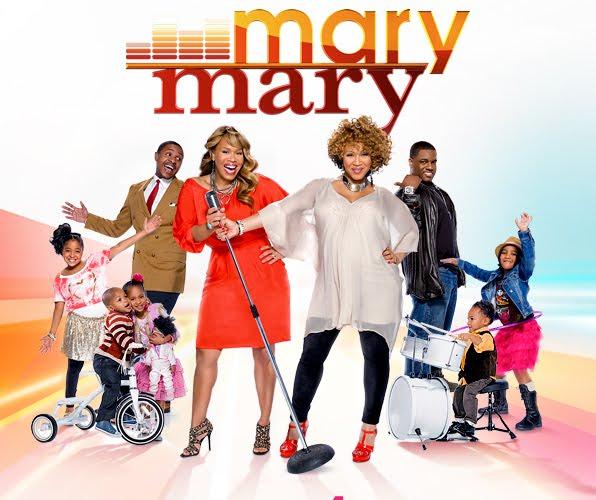 MaryMary tv