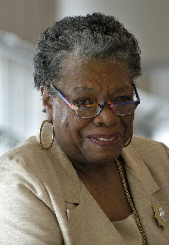 Maya Angelou new 1