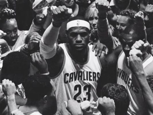 Untado paz Muñeco de peluche  Nike Releases Inspirational LeBron James Commercial | Praise Cleveland