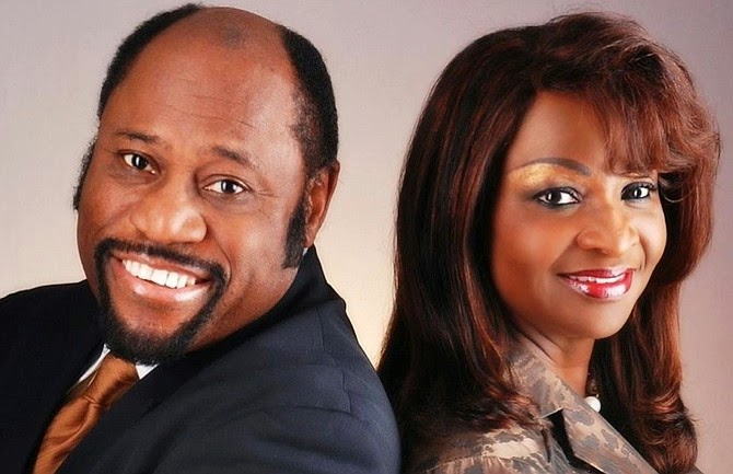 myles munroe and wife