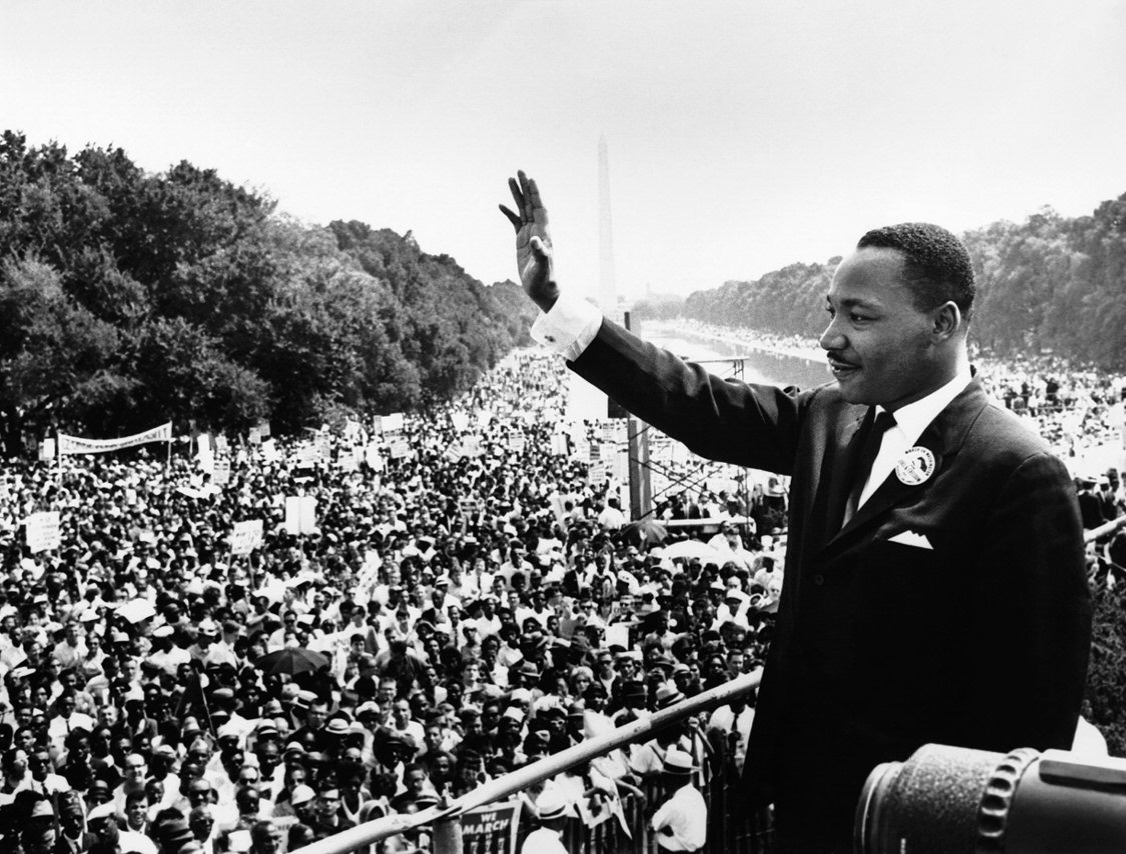 MARTIN LUTHER KING JR 1