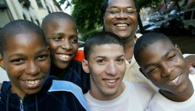New York Foster Father Takes Care Of Four Teenagers?