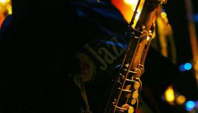 The Frantz Courtois Jazz Band performs a