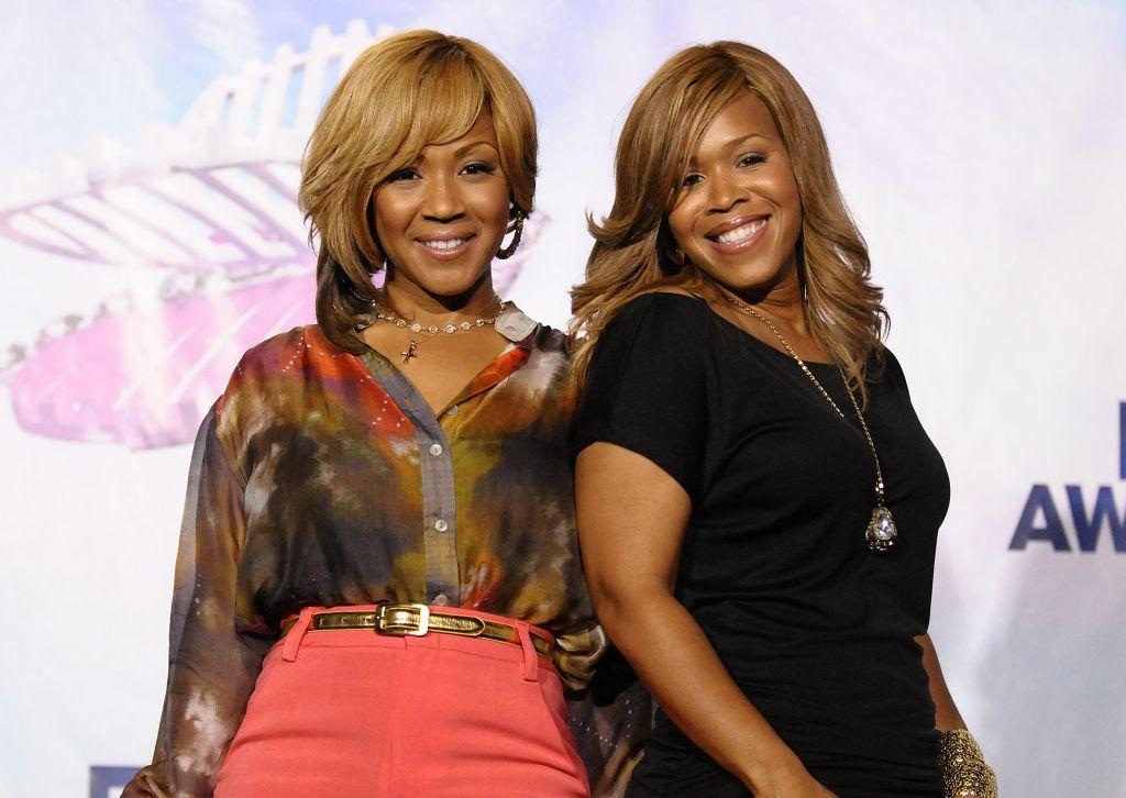 2011 BET Awards - Press Room