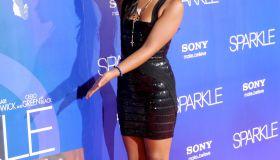 'Sparkle' - Los Angeles Premiere - Arrivals