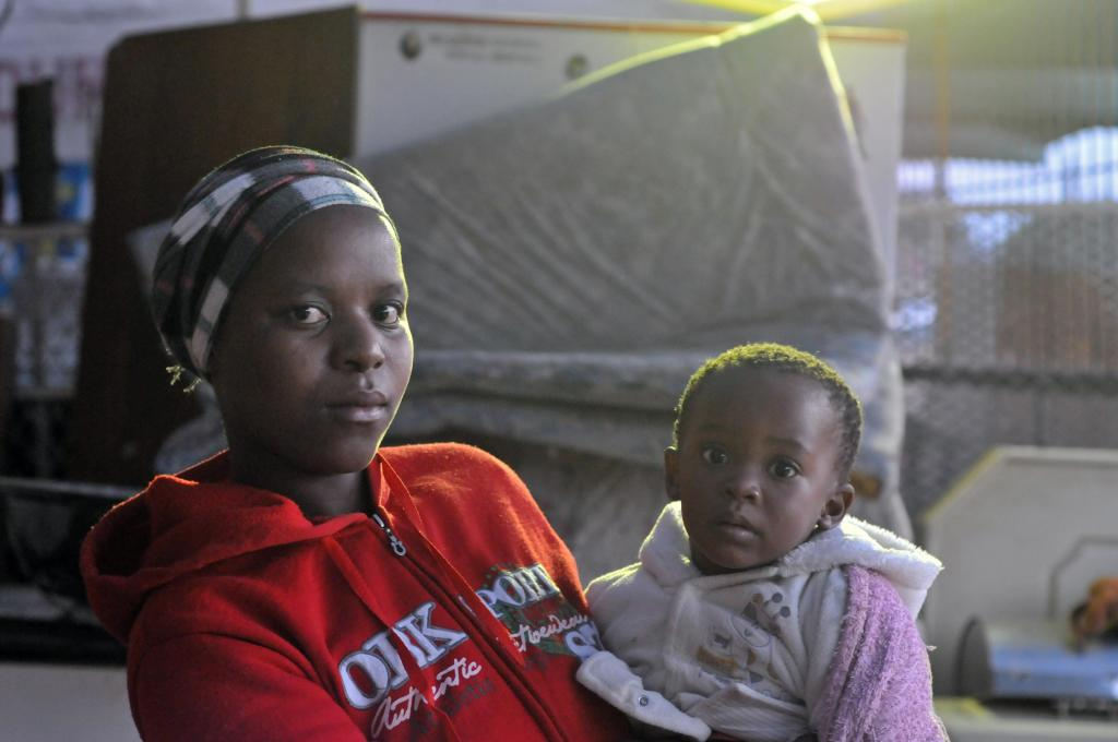 Forced Evictions in Alexandra