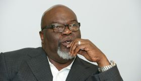 A Day With 'Sparkle' Producer T.D. Jakes