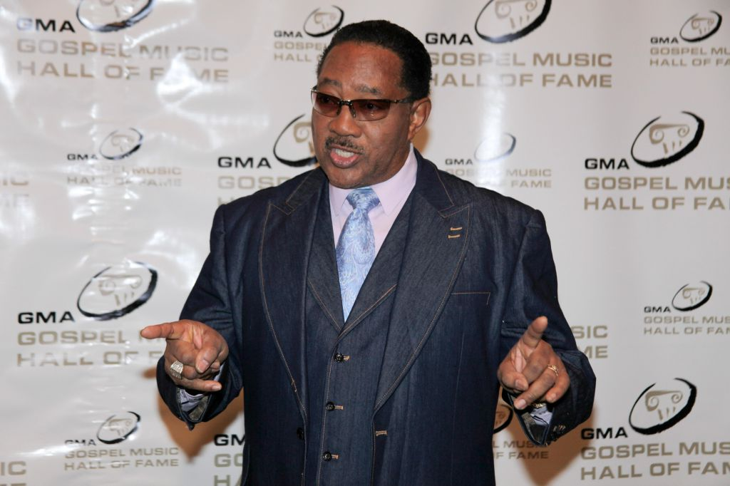 GMA Gospel Music Hall Of Fame Induction Ceremony