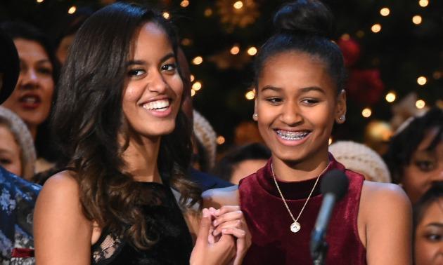 Malia & Sasha