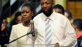 Civil Rights Groups Hold Rally For Trayvon Martin, Address Racial Profiling