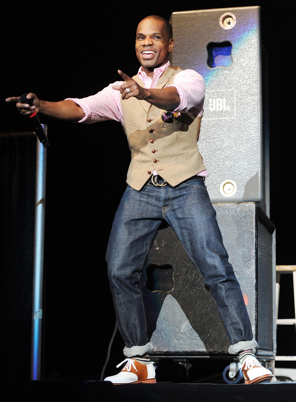 Steve Harvey And Kirk Franklin 2011 Comedy Gospel Tour - Show
