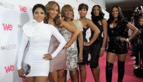 WE tv Celebrates The New Series 'Braxton Family Values' - Inside