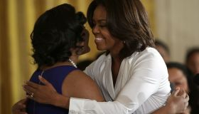 Michelle Obama Speaks At Black History Month Event At The White House