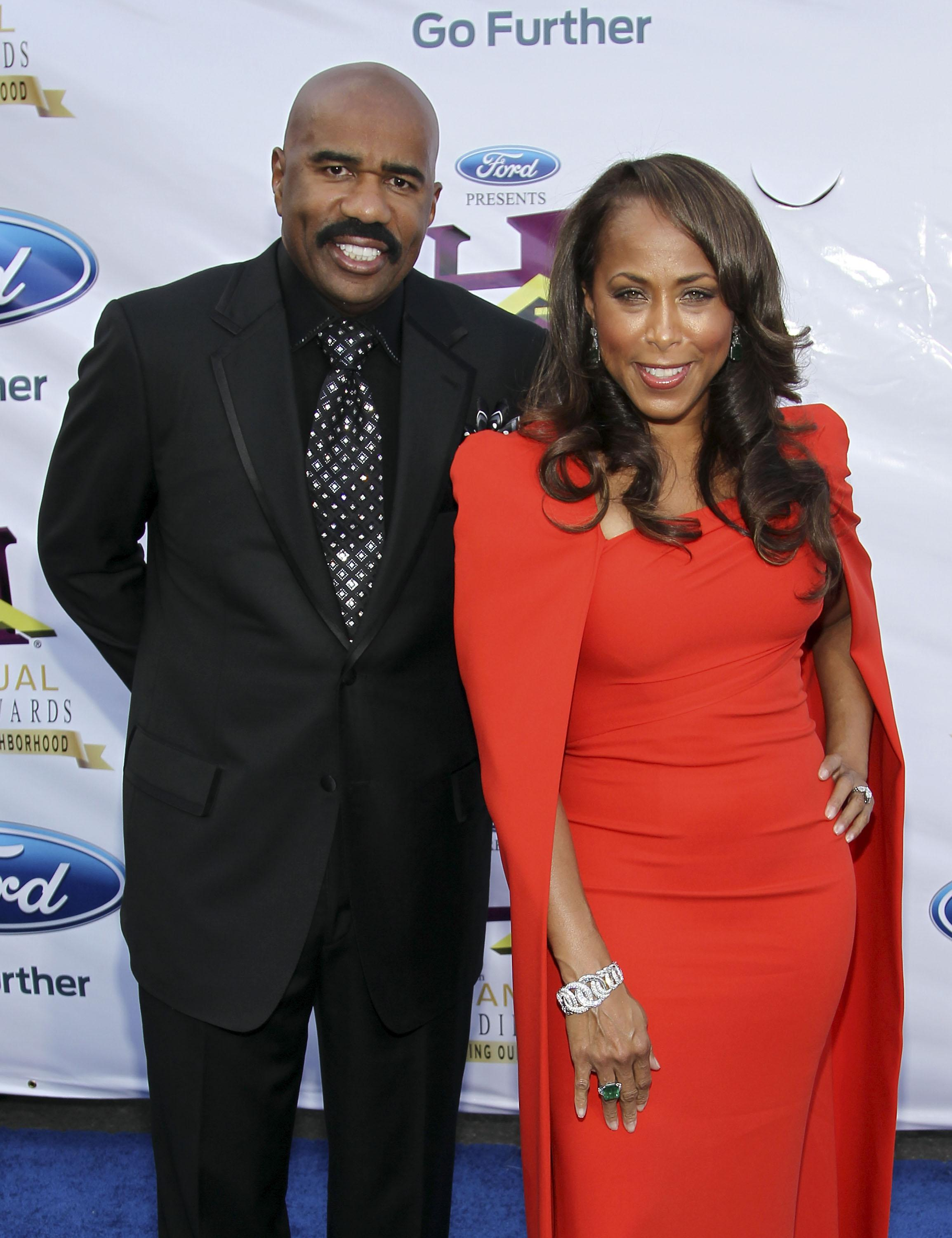 The 10th Annual Ford Hoodie Awards Hosted By Steve Harvey - Red Carpet