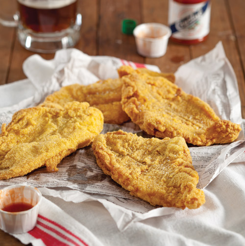 Southern-Fried Catfish