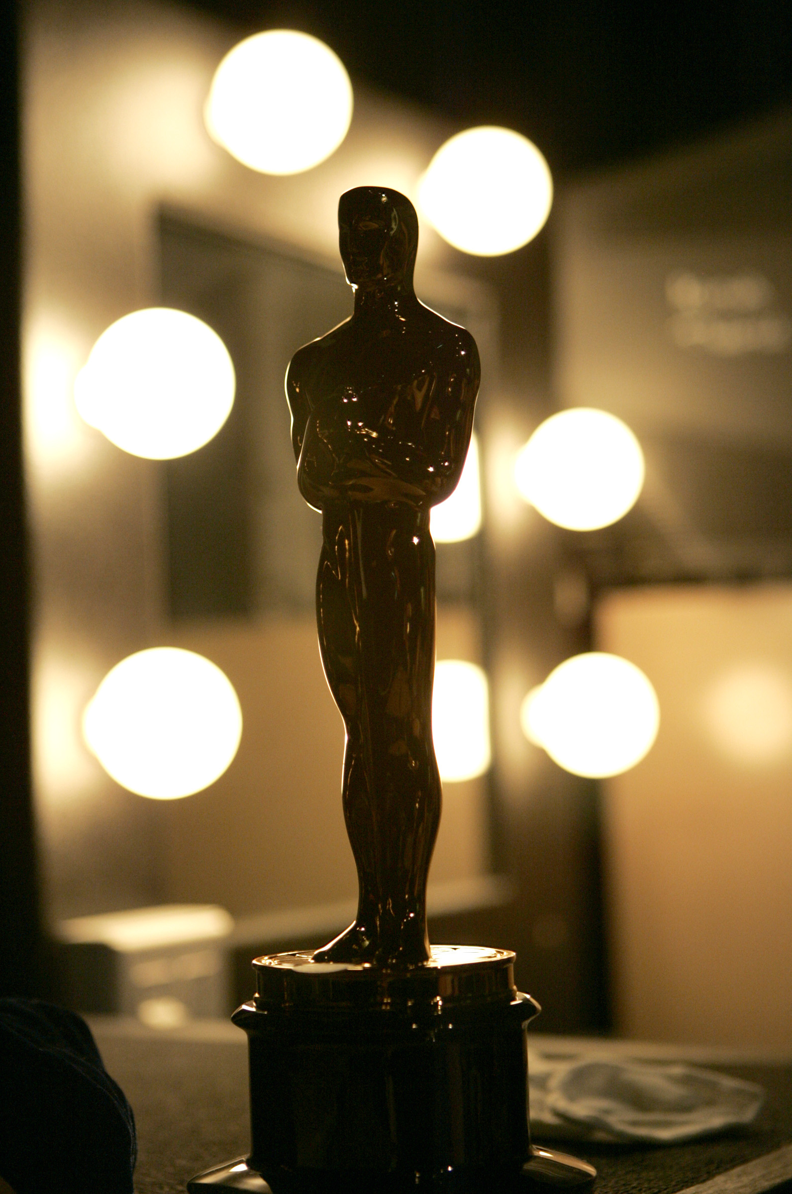 Oscar Statue at the 78th Annual Academy Awards at the Kodak Theatre in Hollywood, Calif., Sunday, M