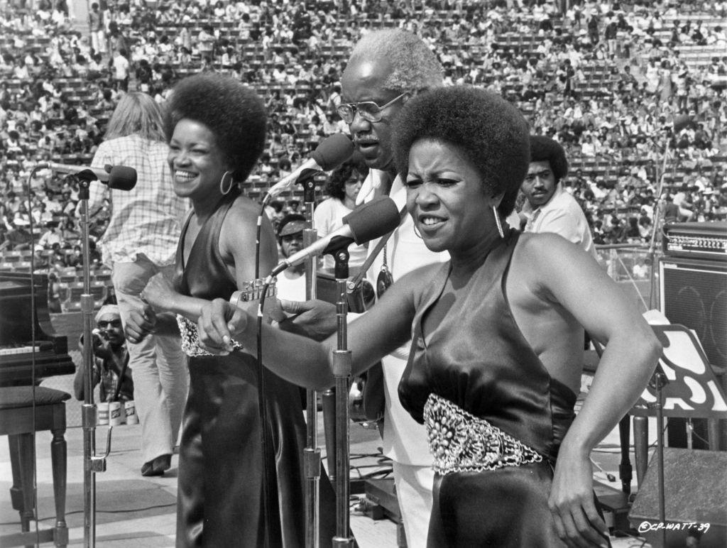 Photo of Staple Singers