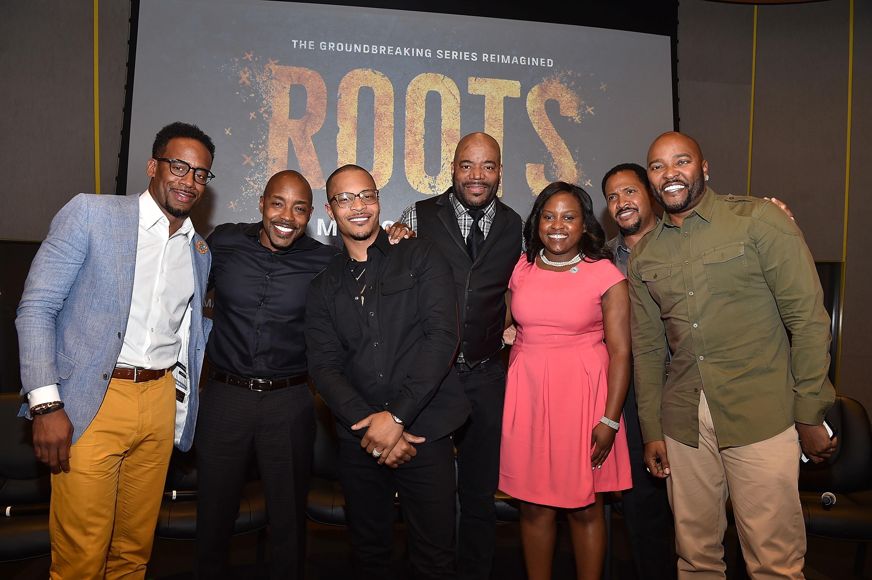 History's ROOTS - Atlanta Influencer Advance Screening