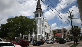 Charleston Marks One Month Anniversary Of Church Shootings