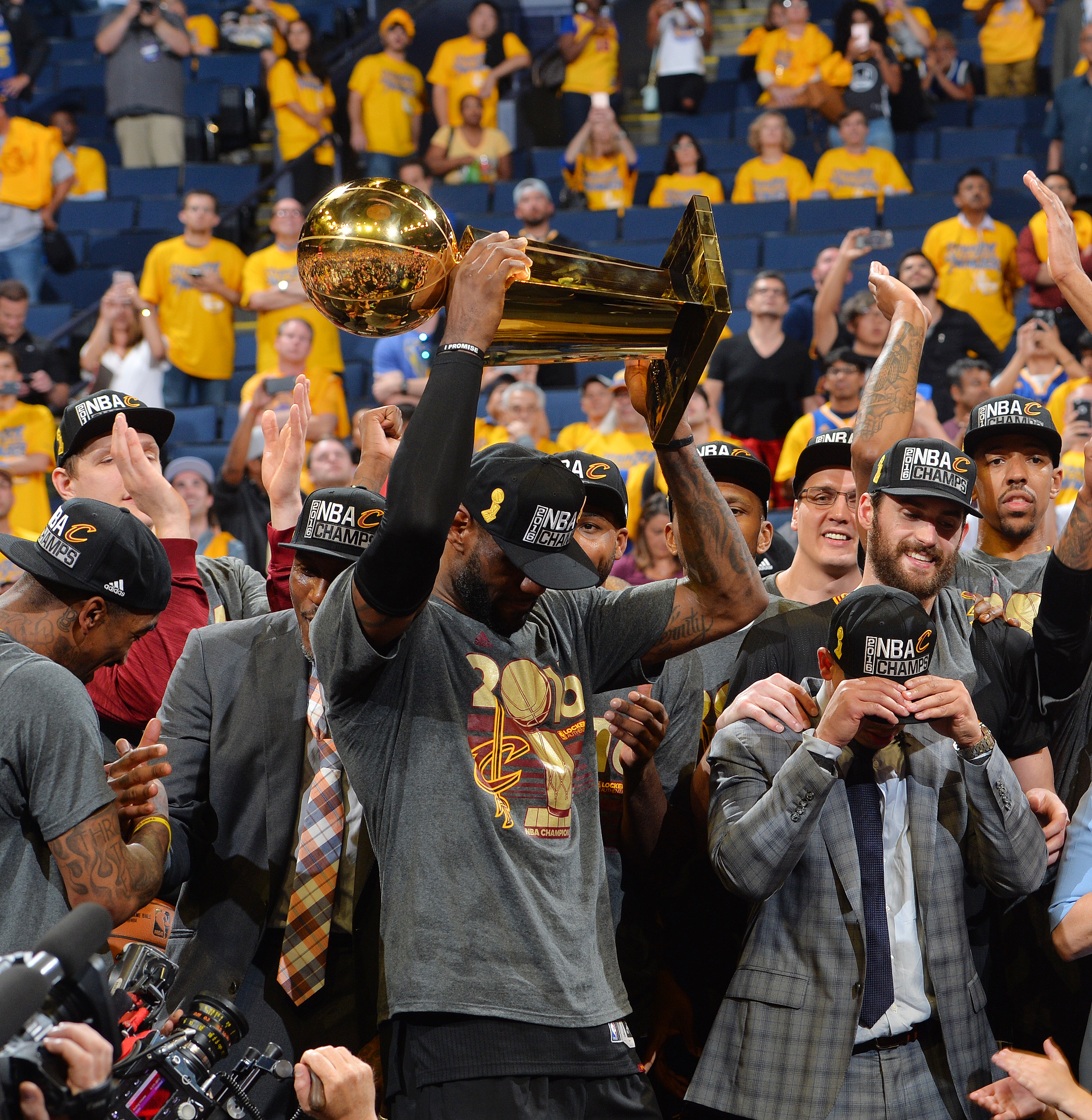 2016 NBA Finals - Game 7