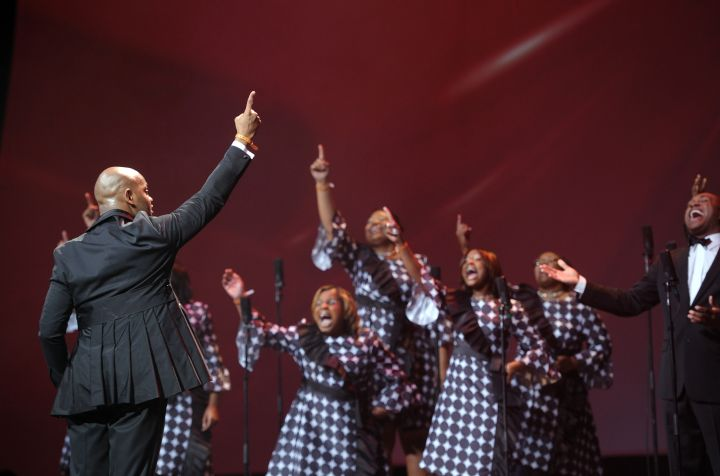 The Love Center Choir