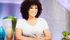 Tamera Mowry-Housley Natural Hair