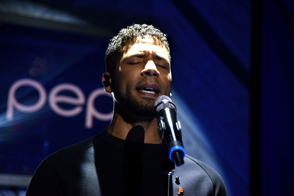 Pepsi Empire Viewing Party With #NextPepsiArtist Jussie Smollett At Gansevoort Park Avenue NYC
