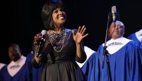 Verizon's 2010 Winning Choir Performs At Super Bowl Gospel Celebration 2011