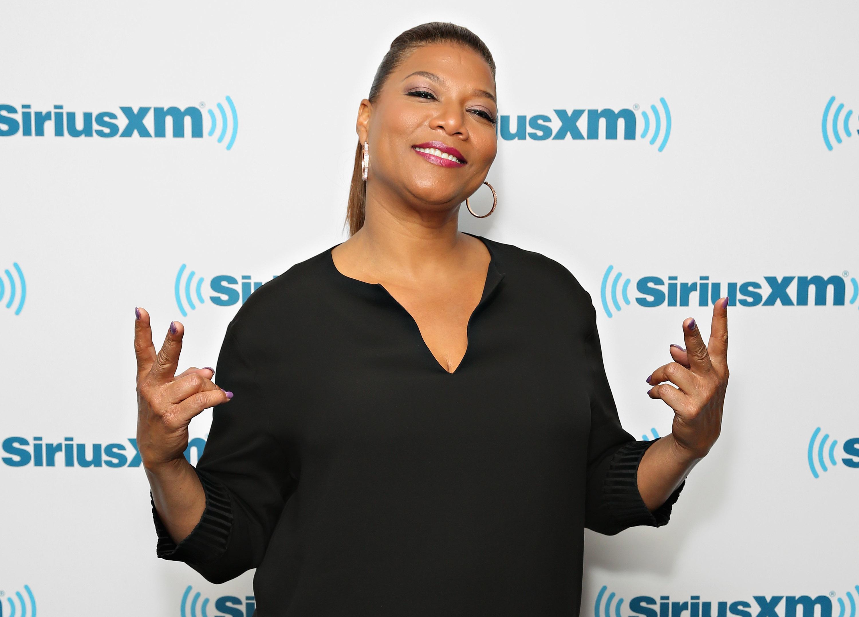 Celebrities Visit SiriusXM - April 7, 2016