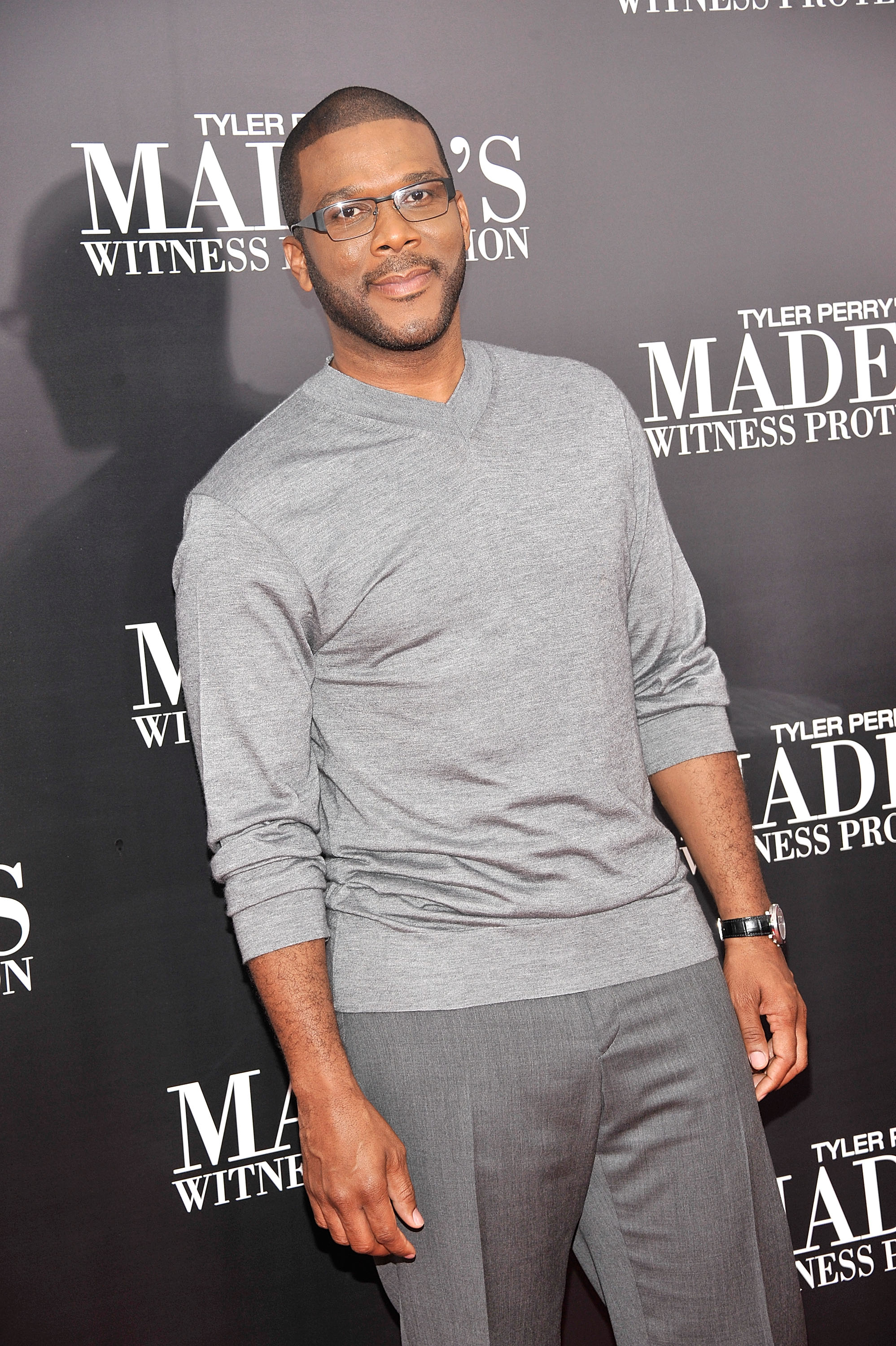 'Madea's Witness Protection' New York Premiere