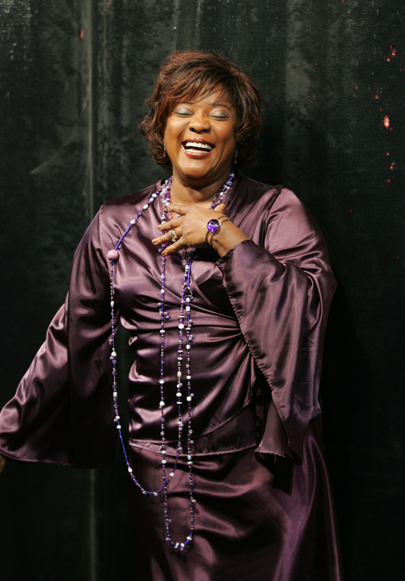 Loretta Devine is currently appearing on Grey's Anatomy and Eli Stone. She's also appeared in Dream