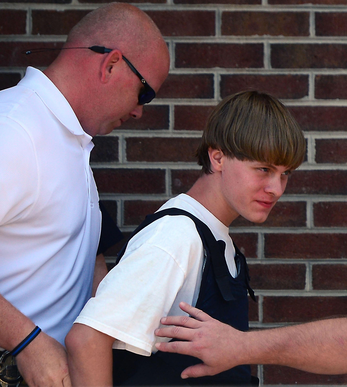 Mourning in Charleston