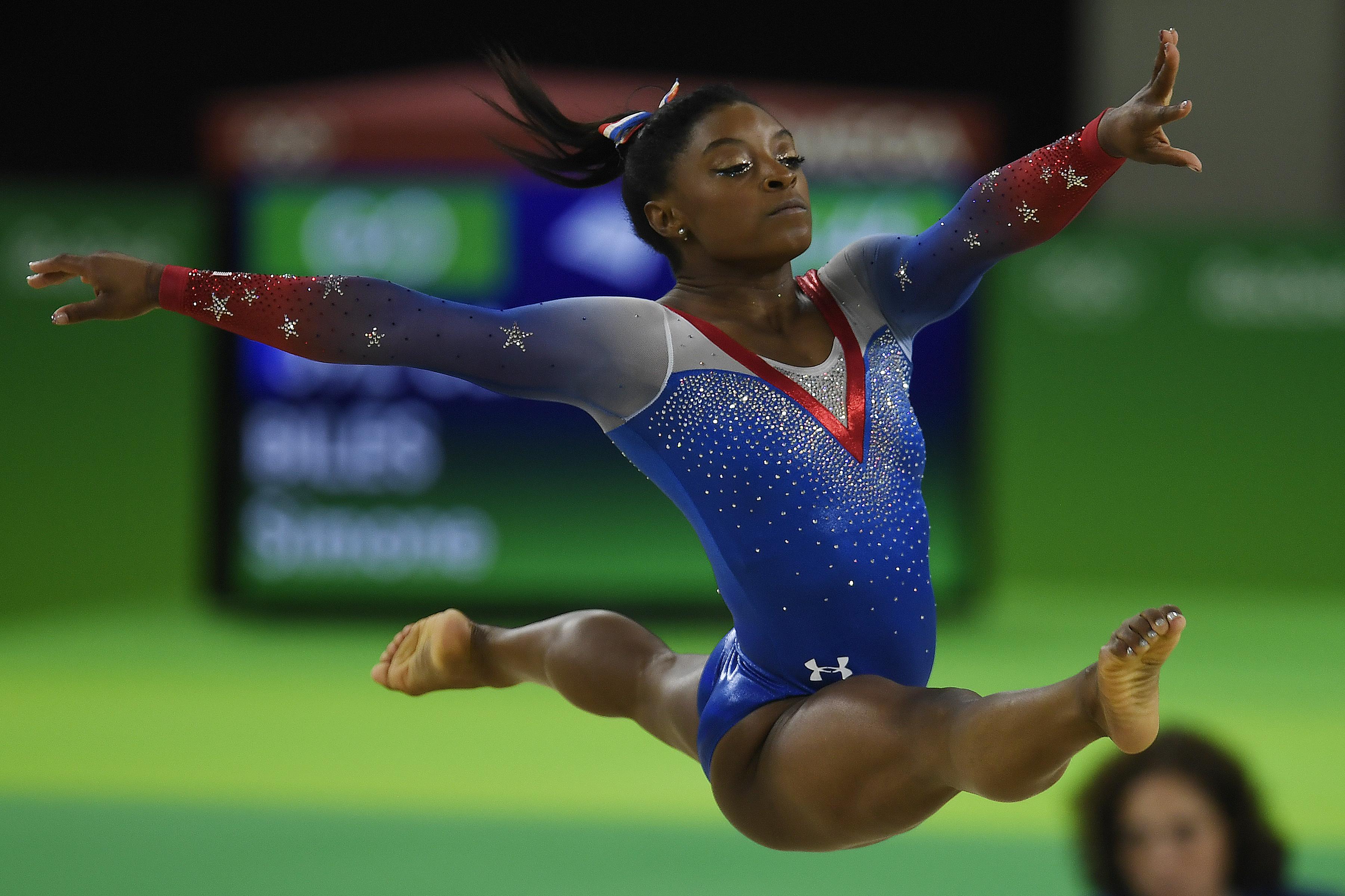 Rio 2016 floor exercise