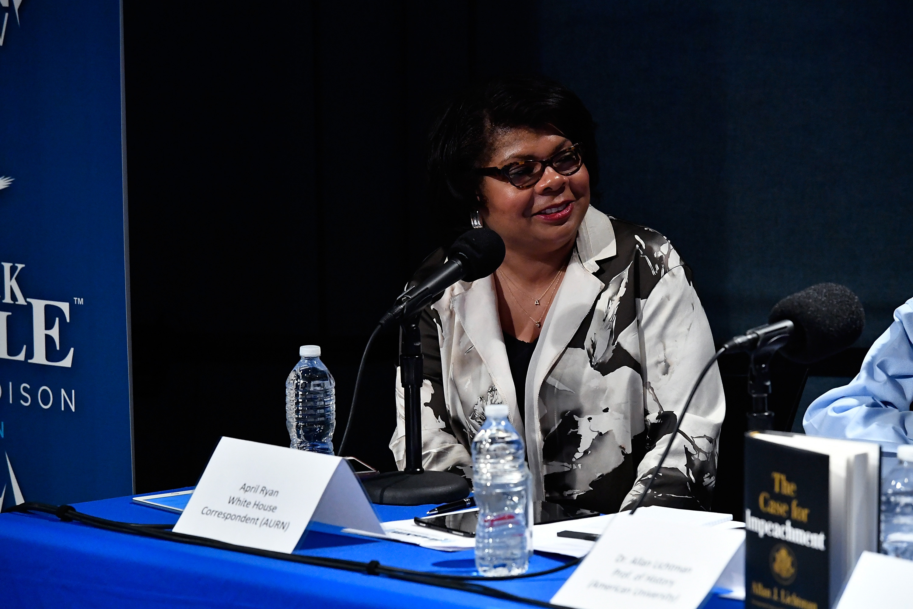SiriusXM's Joe Madison Hosts A Roundtable Of Veteran Journalists, Politicians & Political Commentators To Discuss President Trump's First 100 Days