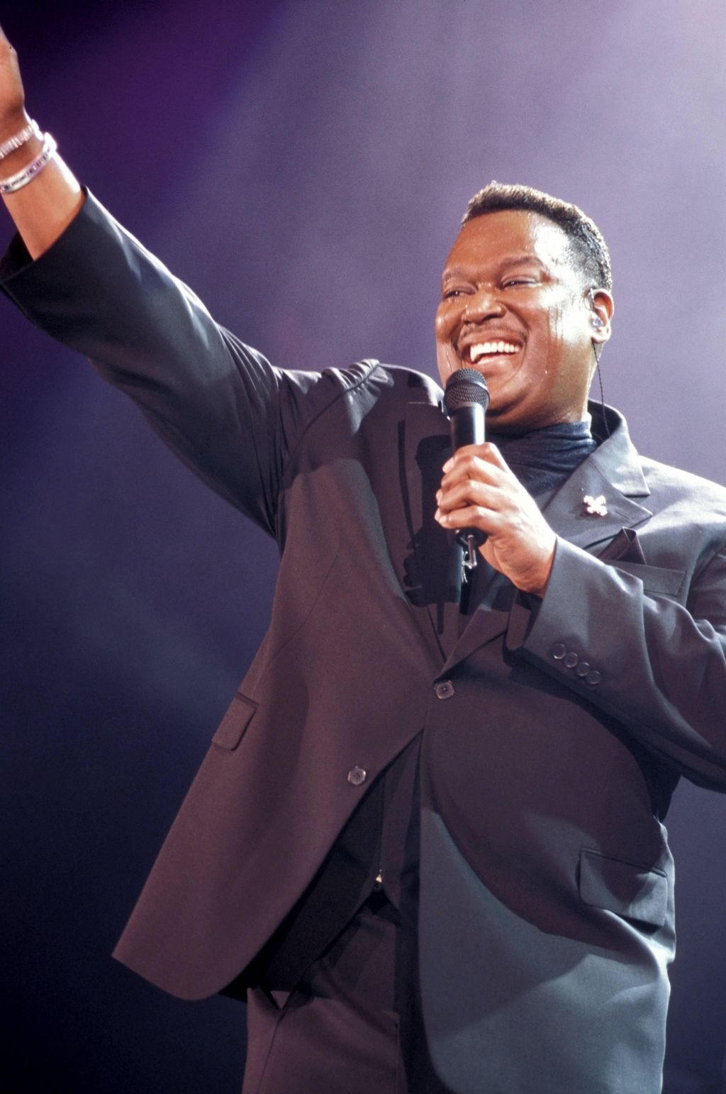 Photo of Luther VANDROSS