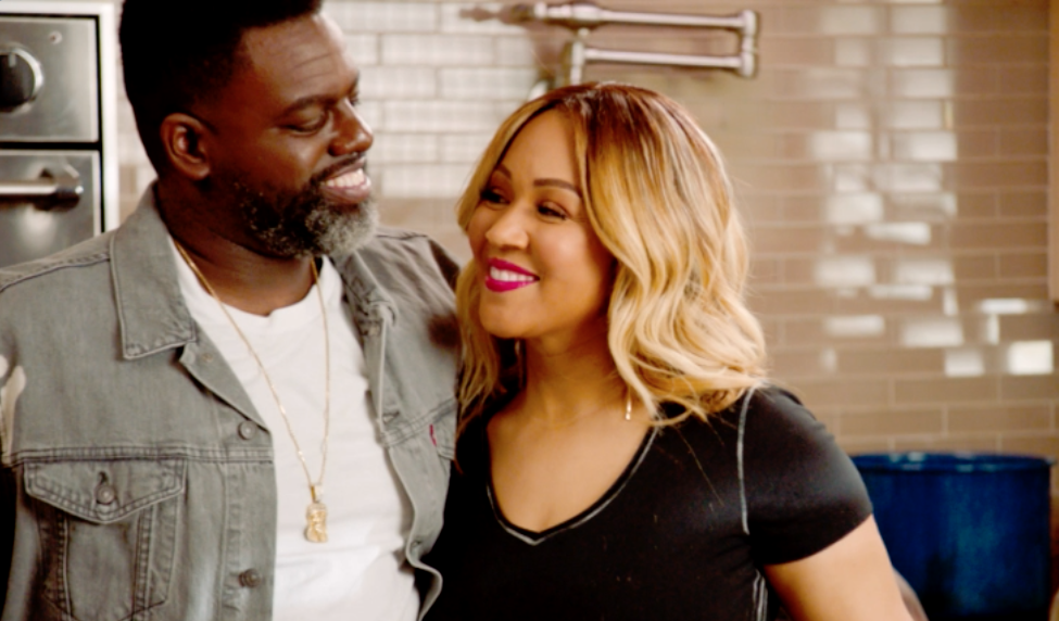 Warryn Campbell & Erica Campbell On We're The Campbells