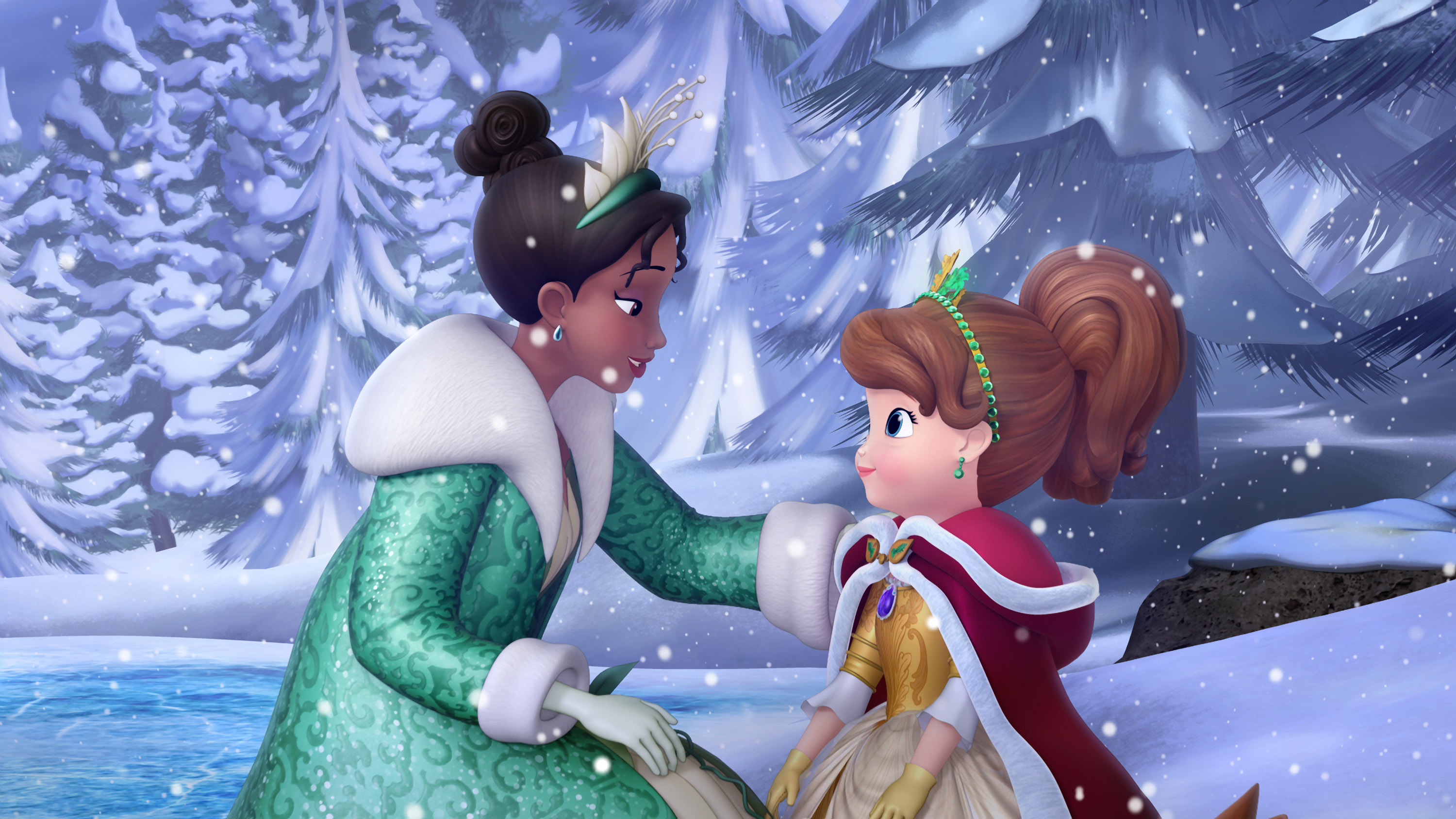Disney Channel's 'Sofia the First' - Season Two