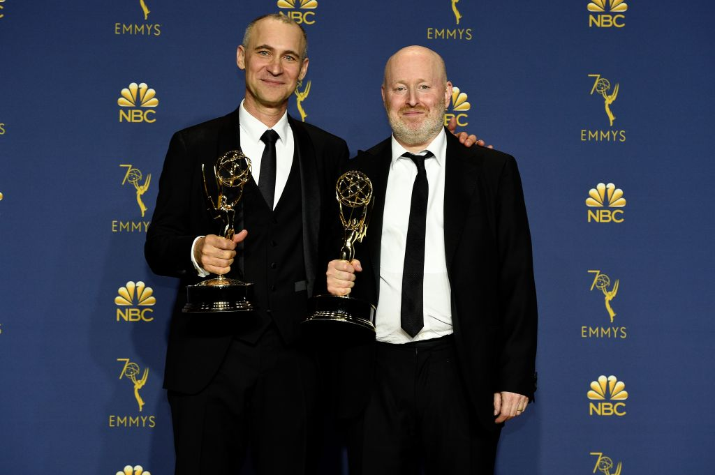 NBC's '70th Annual Primetime Emmy Awards' - Press Room