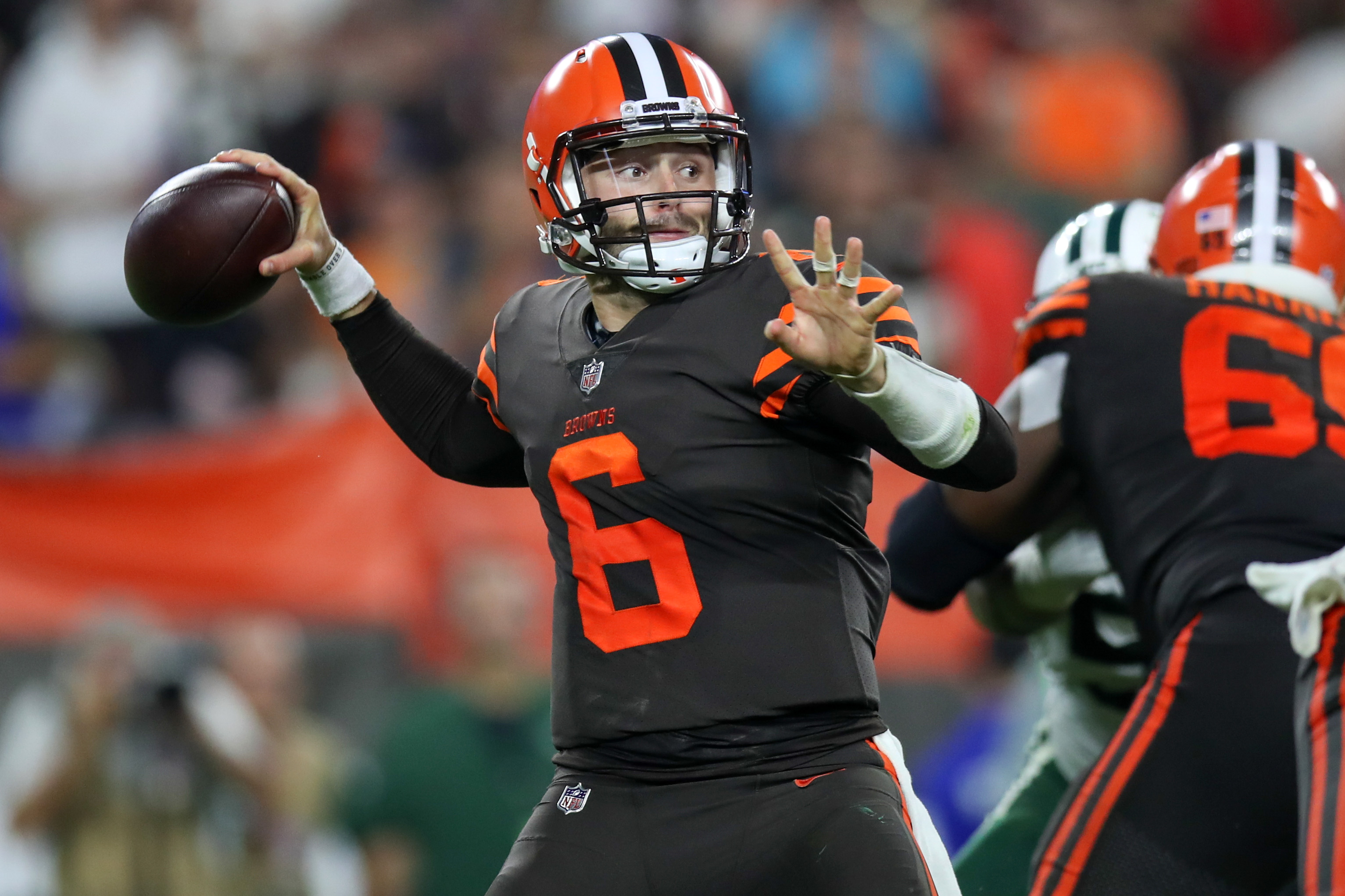 NFL: SEP 20 Jets at Browns