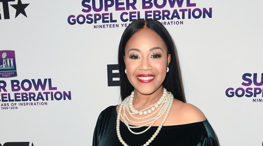 Erica Campbell encourages do-gooders to be intentional and strategic about getting support for their initiatives (Credit: Getty)