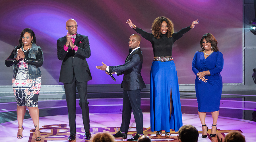 BET's hit reality TV singing competition, 'Sunday Best' makes its return to television in 2019 (Credit: BET)