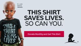 This Shirt Saves Lives - St. Jude