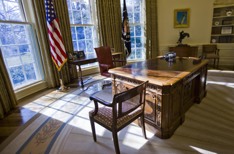 USA - Politics - Oval Office of President Obama