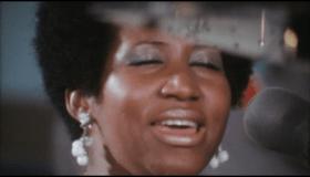 """Amazing Grace"" Aretha Franklin"