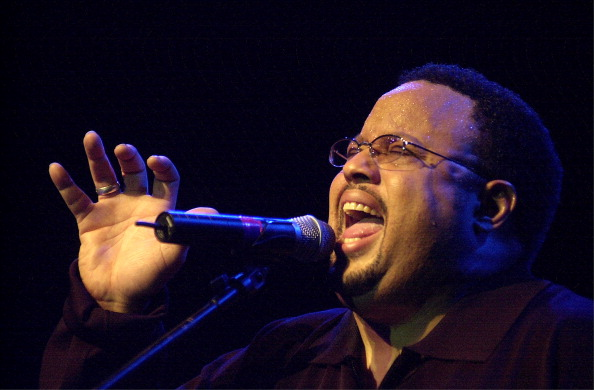 The Commissioned with Fred Hammond Live at Straight Gate Church
