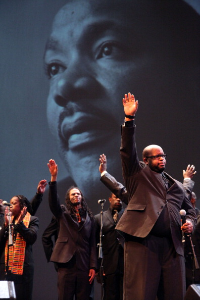 BAM 25th Annual Brooklyn Tribute To Martin Luther King Jr.