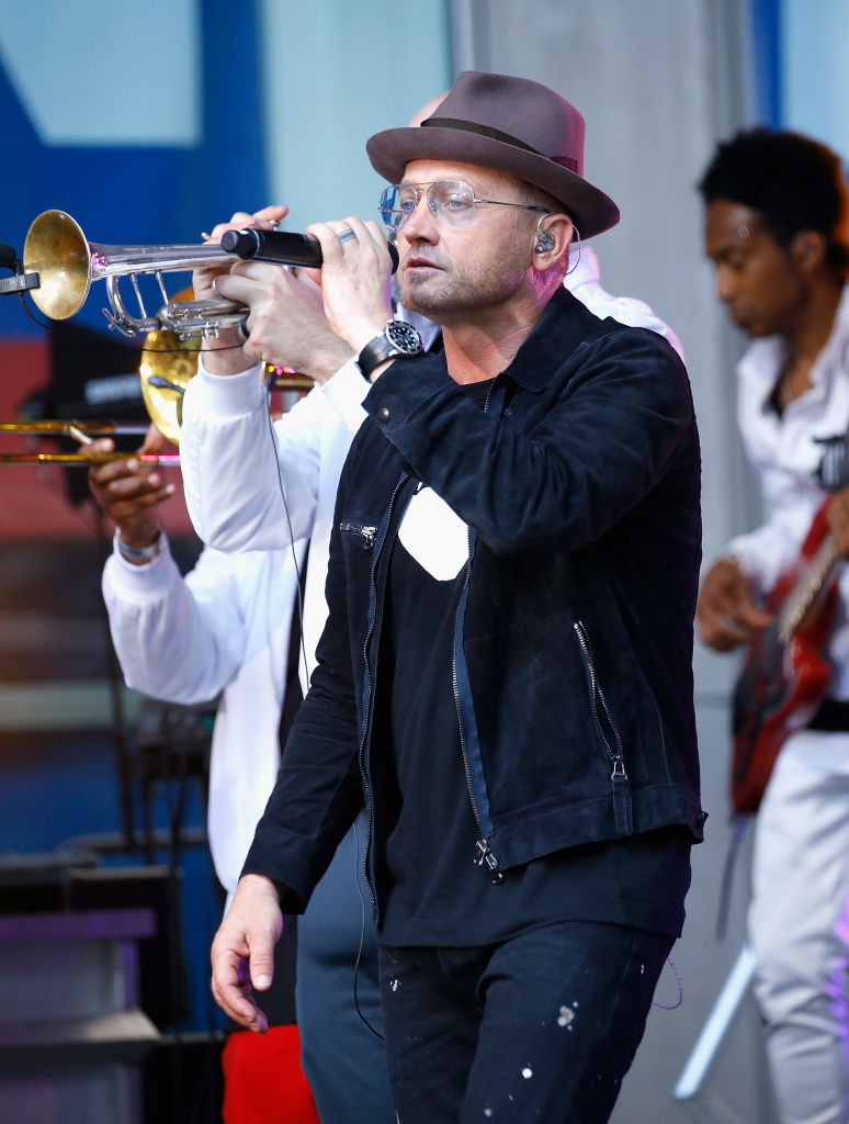 """TobyMac Performs On """"Fox And Friends"""""""