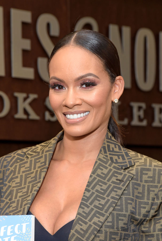"""Evelyn Lozada Celebrates Her New Book """"The Perfect Date"""""""