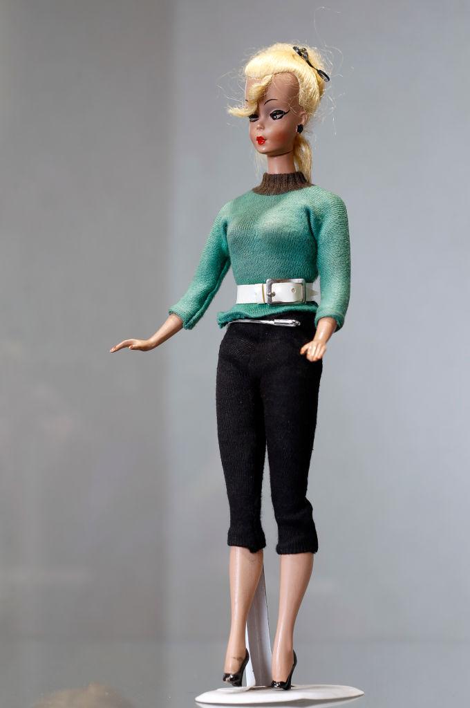 """Barbie Doll Exhibition At """"La Nef Des Jouets"""" In Soultz"""