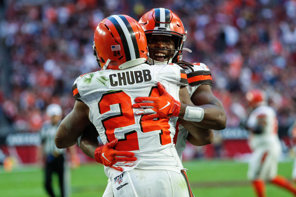 NFL: DEC 15 Browns at Cardinals
